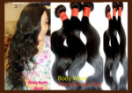 Hair weave Extensions, body wave