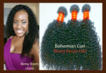 Remy roots hair - kinky curly hair bundle